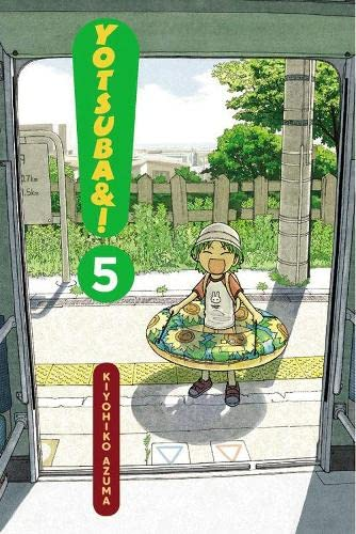 Yotsuba&!, Vol. 5 By Kiyohiko Azuma