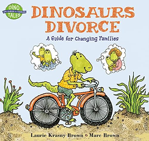 Dinosaurs Divorce von Laurie Krasny Brown