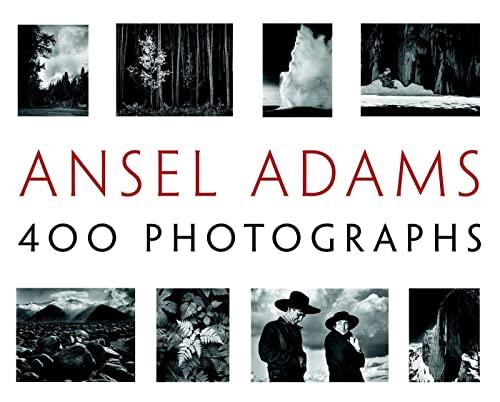 Ansel Adams' 400 Photographs by Ansel Adams