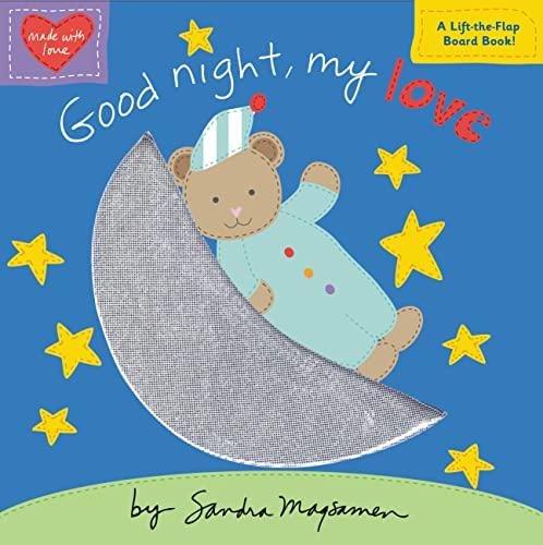 Good Night, My Love By Sandra Magsamen