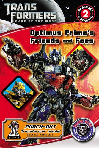 Optimus Prime's Friends and Foes By Katharine Turner
