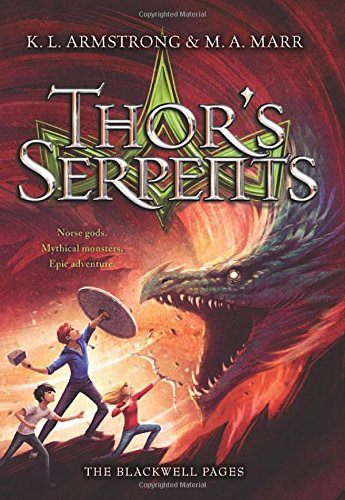 Thor's Serpents By Kelley Armstrong