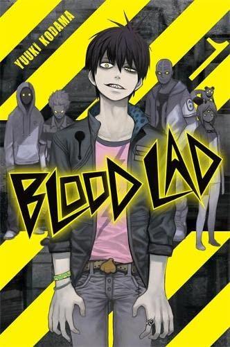 Blood Lad, Vol. 1 By Yuuki Kodama
