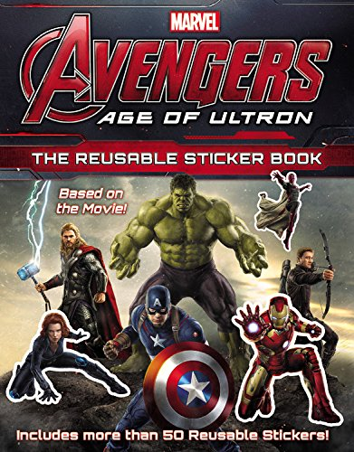 Marvel's Avengers: Age of Ultron: The Reusable Sticker Book By Charles Cho (York University Canada)