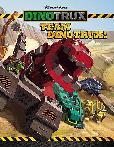 Dinotrux: Team Dinotrux! von Dreamworks