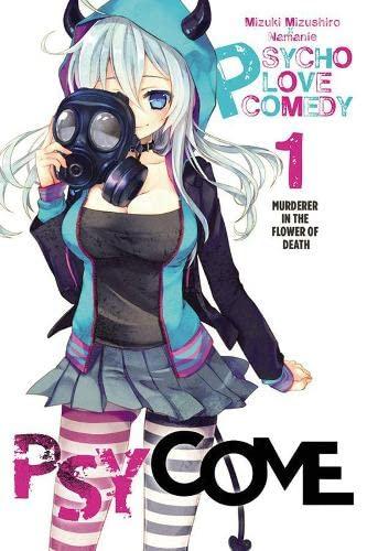 Psycome, Vol. 1 (light novel) By Mizuki Mizushiro