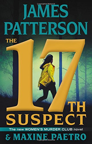 The 17th Suspect By James Patterson