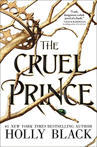 The Cruel Prince von Holly Black