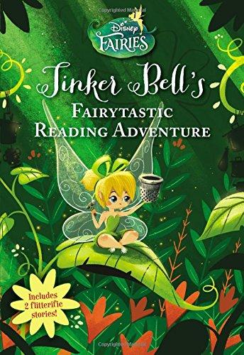 Disney Fairies: Tinker Bell's Fairytastic Reading Adventure By Disney