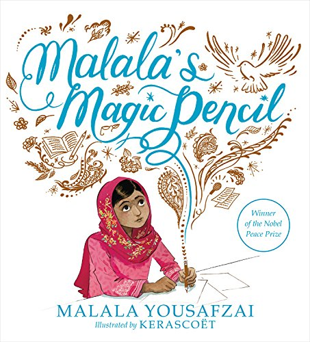 Malala's Magic Pencil von Malala Yousafzai