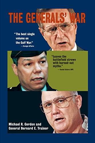 The General's War By Michael Gordon