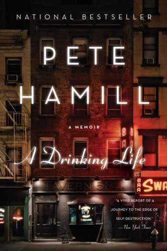 A Drinking Life von Pete Hamill