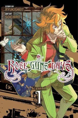 Rose Guns Days Season 1, Vol. 1 By Ryukishi07