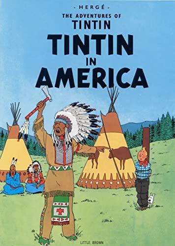 The Adventures of Tintin: Tintin in America von Herge Herge