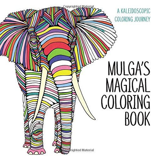 Mulga's Magical Coloring Book By Other Joel Moore