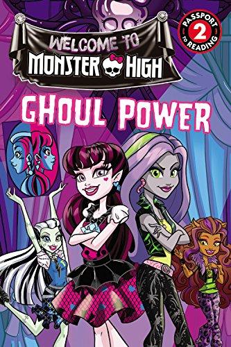 Monster High: Ghoul Power By Perdita Finn