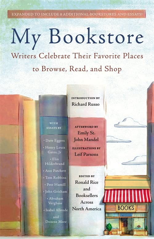 My Bookstore By Richard Russo