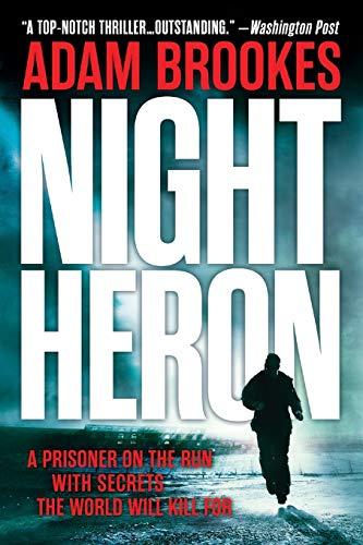 Night Heron By Adam Brookes