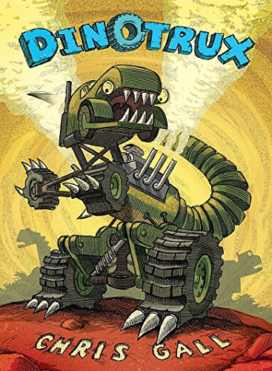 Dinotrux By Chris Gall