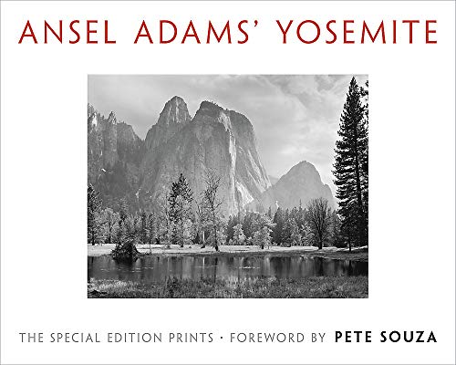 Ansel Adams' Yosemite By Ansel Adams