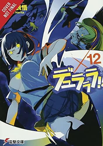 Durarara!!, Vol. 12 (light novel) By Ryohgo Narita