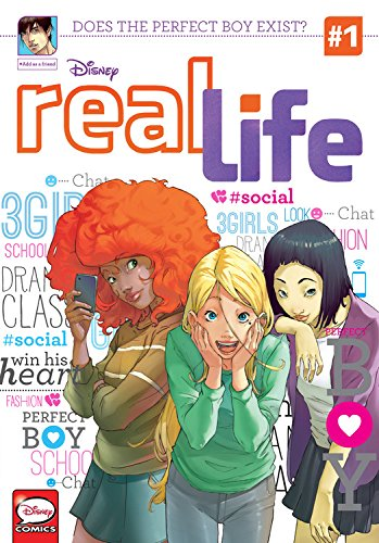 Real Life, Vol. 1 By Disney