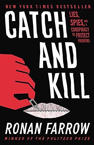 Catch and Kill von Ronan Farrow