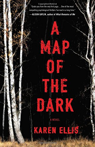 A Map of the Dark By Karen Ellis (Delgado Community College and Touro Infirmary New Orleans)