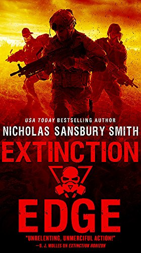 Extinction Edge By Nicholas Sansbury Smith