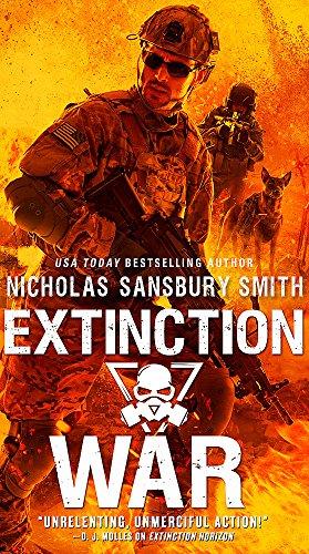 Extinction War By Nicholas Sansbury Smith