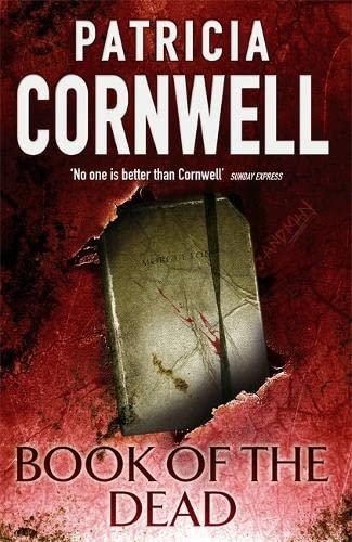 Book Of The Dead: Scarpetta 15 By Patricia Cornwell