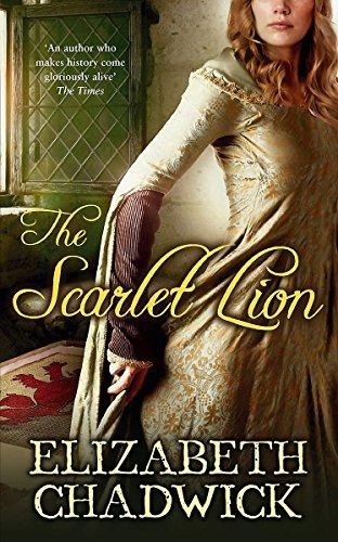 The Scarlet Lion By Elizabeth Chadwick