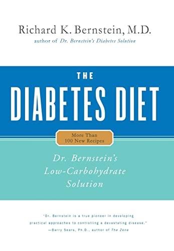 Diabetes Diet By Dr. Richard K. Bernstein