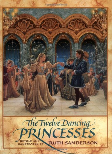 The Twelve Dancing Princesses By Jacob Grimm