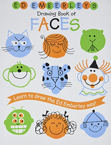 Ed Emberley's Drawing Book of Faces von Ed Emberley