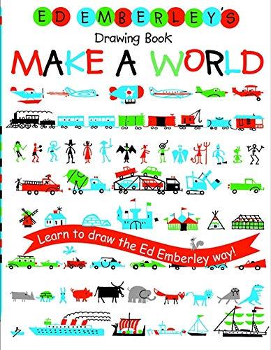 Ed Emberley's Drawing Book: Make A World von Ed Emberley