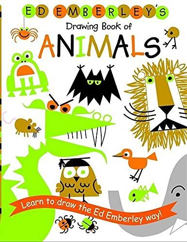 Ed Emberley's Drawing Book Of Animals von Ed Emberley