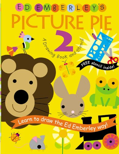 Ed Emberley's Picture Pie Two von Ed Emberley