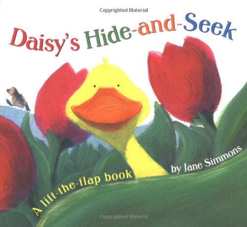 Daisy's Hide-And-Seek By Jane Simmons (Practising Clinical Psychologist)