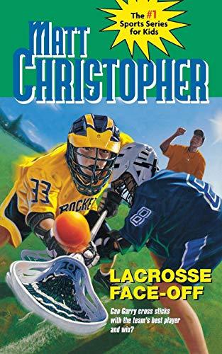 Lacrosse Face-Off By Matt Christopher