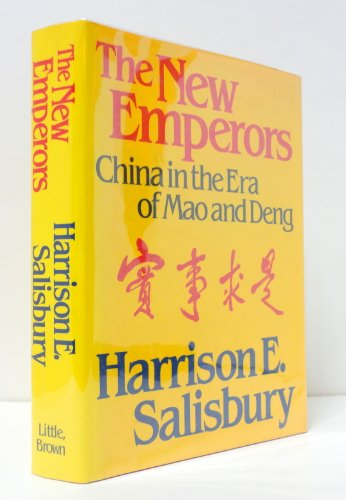 New Emperors By H SALISBURY