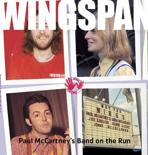 Wingspan By Paul McCartney