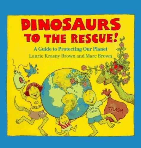 Dinosaurs to the Rescue! By Mark Brown