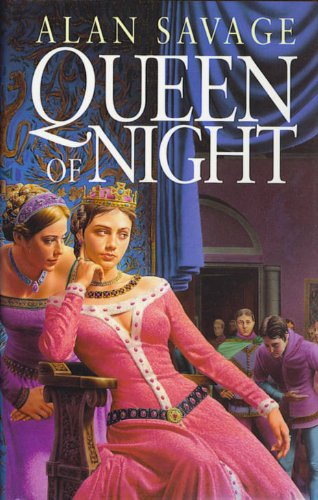 Queen of the Night By Alan Savage