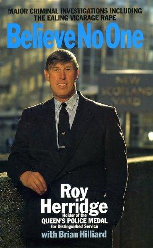 Believe No One By Roy Herridge