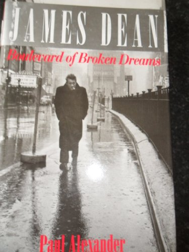 James Dean By Paul Alexander
