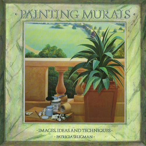 Painting Murals By Patricia Seligman
