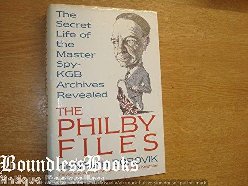 The Philby Files By Genrikh Borovik