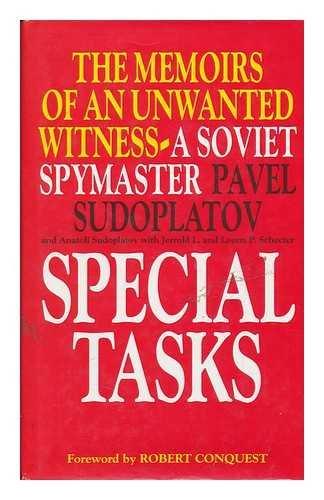 Special Tasks By Pavel Sudoplatov