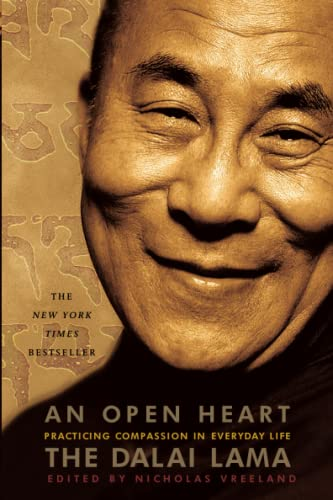 An Open Heart By Dalai Lama